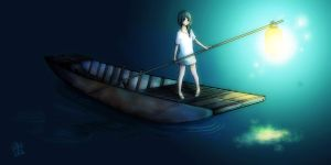 Adrift by Crumble90
