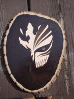 Hollow Mask Woodburning by ironhorn2501