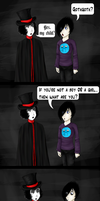 Jesus, Satan and the Emo pg 66 by JSandE