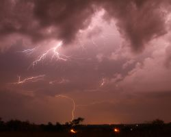 Kentucky Storm in May 1 by dsflyer