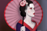 Geisha by bloodify