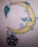 my tatto of my own design by bellemorte111086