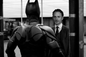 Andrew Lincoln Batman 2 by xLexieRusso2