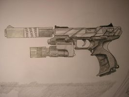 Pistol by Armalite