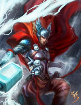 Thor --- the final version by jiuge