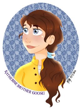 Katherine {Mother Goose} by KTMB17
