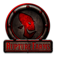 Rupture Farms Logo by griever-m3n