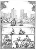 Top Cow Talent hunt Pencils page 01 by mikemaluk