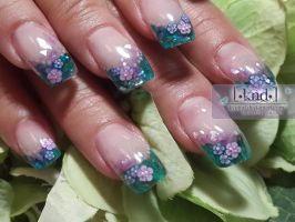 [-knd-] Little Blooms by kyutnd