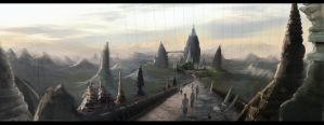 Temple_concept_072012 by emaciate