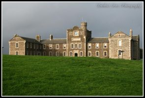 Pendennis Castle by DarkestFear