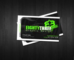 83INKS Business Card V2 by fresh83