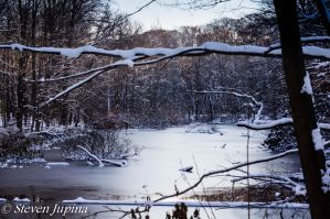 First Snow 2 by CLEthroughMYeyes