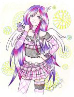 Tagl Contest Lollipop Princess by Nyoko-Shizu