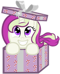 Bookworm in Christmas Present by Scourge707