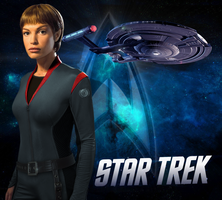 T'Pol New Clothes by PZNS