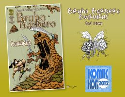 Bruho Barbero Bururus 2nd Issue by Dinuguan
