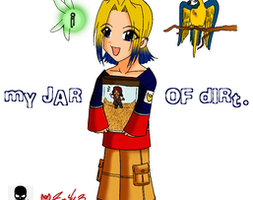 :-: My Jar of Dirt :-: by zoro4me3