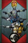Rancor Clan by TravisTheGeek