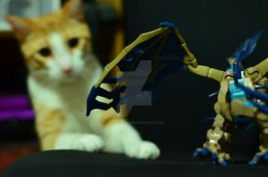 Arthas and Illidan by BioVenomImagery
