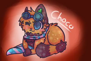 AT Choco by Freckled-Kat