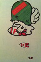 droppin f bombs by fo-shizzles