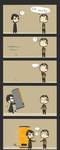 DeusEx - drink for David Sarif by JJ-Power
