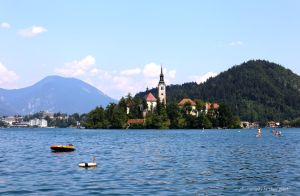 Lake Bled I by Zlata-Petal