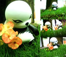 custom munny by welkidgogo