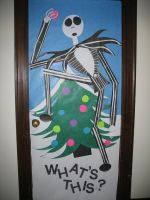What's this? Door Decor by ashweez