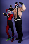 Venom and Laughing Gas No.2 by Wicked--Wonderland