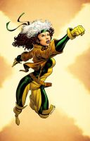 X-Men Month Rogue Colors SOTD by RobertAtkins