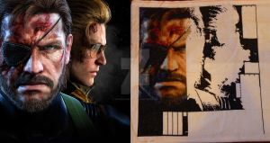MGSV: Ground Zeroes Project Update 12 by Snake-Fangirl