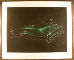 1949 glass top Cadillac by cadillacstyle