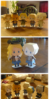 Paper Craft Adventures Ep. 1 by porcelian-doll