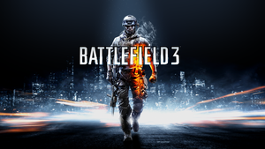BF3 Wallpaper Soldier Middle -Single Monitor- by wirrew