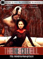 The Cell - Personal DVD Cover by caioneach