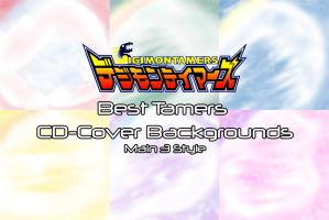 Best Tamers CD Background Ressource by NelaNequin