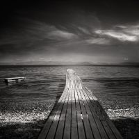 a boat, a pier and a story.... by VaggelisFragiadakis