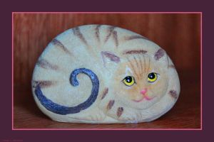 Cat-O-Log ....Lovely Eyes... by Tigles1Artistry
