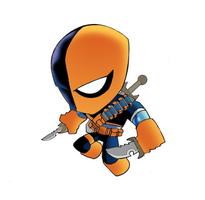 Deathstroke by ~KidNotorious by axel91