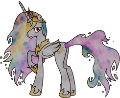.:Corruption Celestia:. by RicePoison