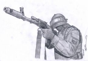 Russian SpezNaz by GrafDeWolfGuN