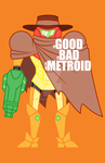 And the Metroid-shirt by Vic-Neko