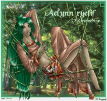 Aelynn of GreenSkye by Sayda