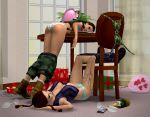 Hiroko's AfterParty by kamilszy