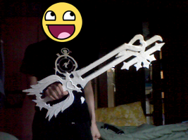 Oathkeeper WIP 2 by PantaroParatroopa