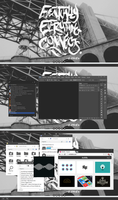 22.02.14 | Windows 8 | Connections Desktop by Nachosaurio