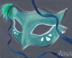 Masked by dreams-and-starlight
