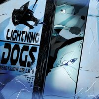 Lightning Dogs: Beware the Glampire by lightningdogs